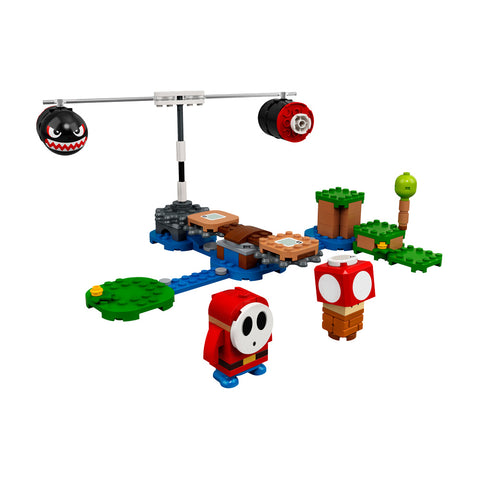 LEGO® SUPER MARIO Boomer Bill Barrage Expansion Set