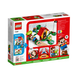 LEGO® SUPER MARIO Mario's House & Yoshi Expansion Set