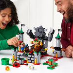 LEGO® SUPER MARIO Bowser's Castle Boss Battle Expansion Set
