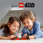 LEGO® Star Wars Duel on Mustafar