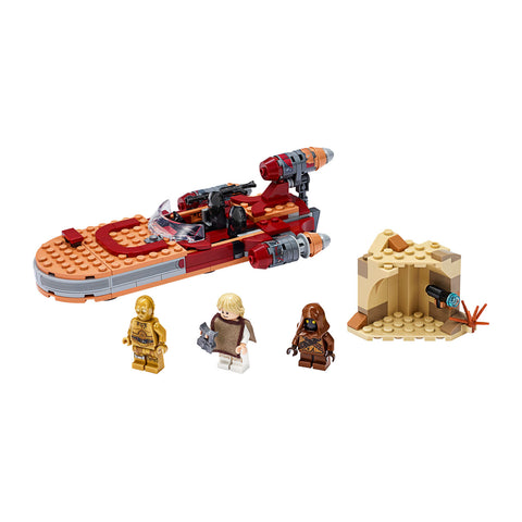 LEGO® Star Wars Luke Skywalker's Landspeeder