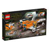 LEGO® Star Wars Poe Dameron's X-wing Fighter