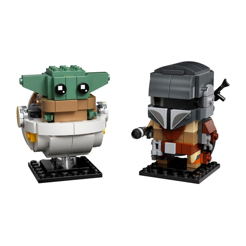 LEGO® Star Wars The Mandalorian™ & the Child