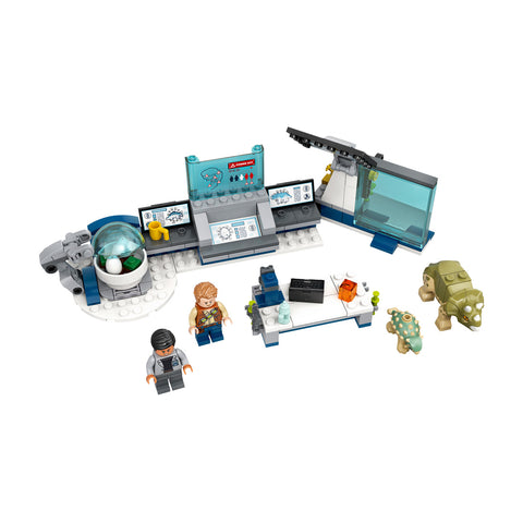 LEGO® Jurassic World Dr. Wu's Lab: Baby Dinosaurs Breakout