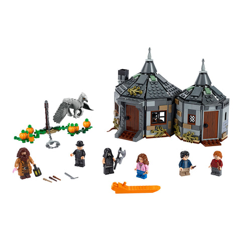 LEGO® Harry Potter Hagrid's Hut: Buckbeak's Rescue