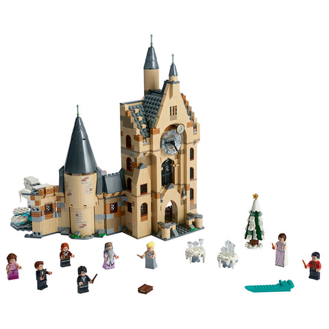 LEGO® Harry Potter Hogwarts Clock Tower