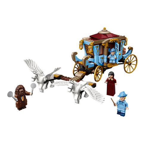 LEGO® Harry Potter Beauxbatons' Carriage: Arrival at Hogwarts