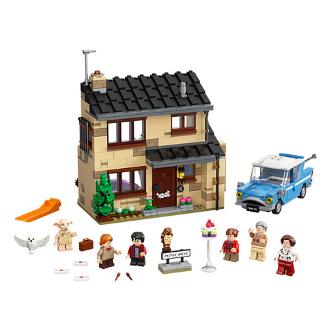 LEGO® Harry Potter 4 Privet Drive