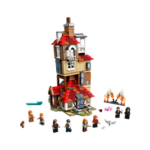 LEGO® Harry Potter Attack on the Burrow