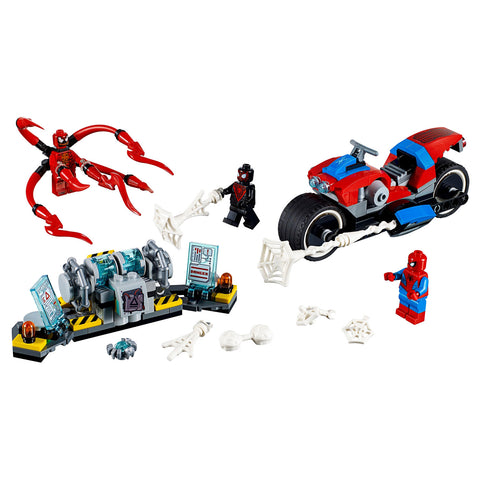 LEGO® Marvel Super Heroes Spider-Man Bike Rescue