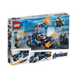 LEGO® Marvel Super Heroes Avengers Captain America: Outriders Attack