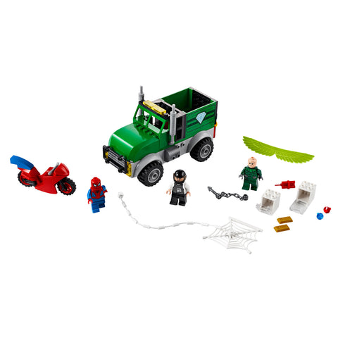 LEGO® Marvel Super Heroes Spider-Man Vulture's Trucker Robbery