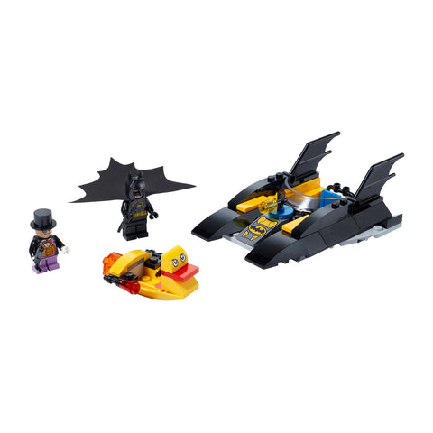 LEGO® DC Comics Super Heroes Batman Batboat The Penguin Pursuit!