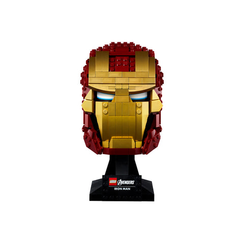 LEGO® Marvel Super Heroes Iron Man Helmet