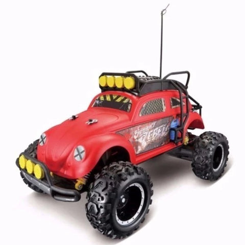 MAISTO Tech R/C Off-Road Series 1951 Volkwagen Beetle in Red