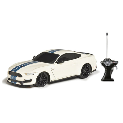 MAISTO Tech R/C 1:24 Scale Street Series Ford Shelby GT350