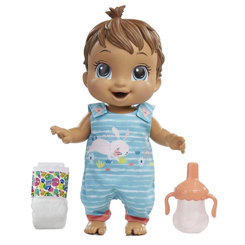 BABY ALIVE Baby Gotta Bounce Doll, Bunny, Bounces with 25+ SFX