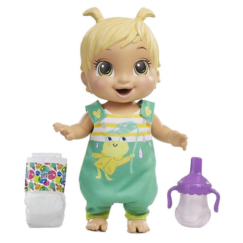 BABY ALIVE Baby Gotta Bounce Doll, Frog, Bounces with 25+ SFX
