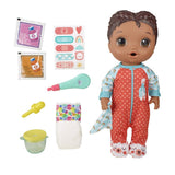 BABY ALIVE Mix My Medicine Baby Doll in Llama Pajamas