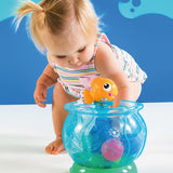 Bright Starts Funny Fishbowl Activity Toy