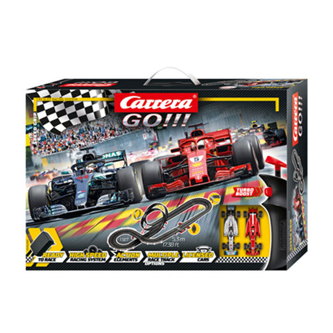 CARRERA GO!!! Speed Grip set 5.3m