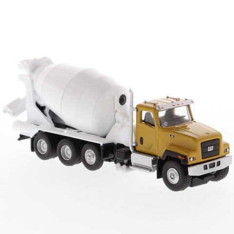 DIECAST MASTERS 1:87 Scale CAT CT681 Concrete Mixer