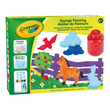 CRAYOLA Sponge Painting Set