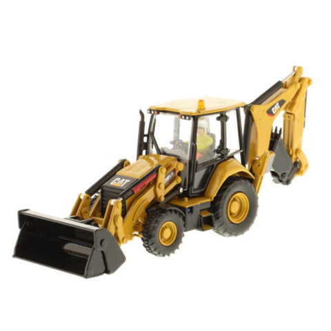 DIECAST MASTERS 1:50 Scale CAT 420F2 IT Backhoe Loader