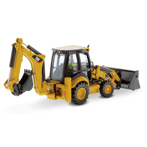 DIECAST MASTERS 1:50 Scale CAT 432E Backhoe Loader