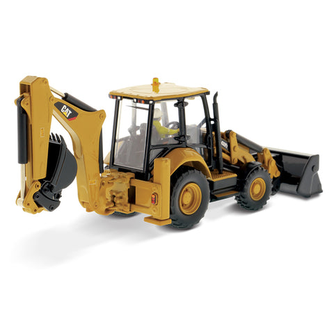 DIECAST MASTERS 1:50 Scale CAT 432F2 Backhoe Loader
