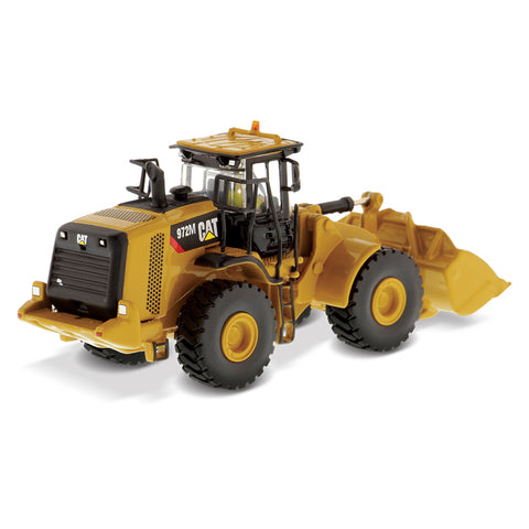 DIECAST MASTERS 1:87 Scale CAT 972M Wheel Loader