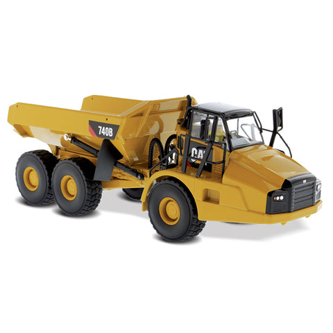 DIECAST MASTERS 1:50 Scale CAT 740B Articulated Truck (Tipper Body)