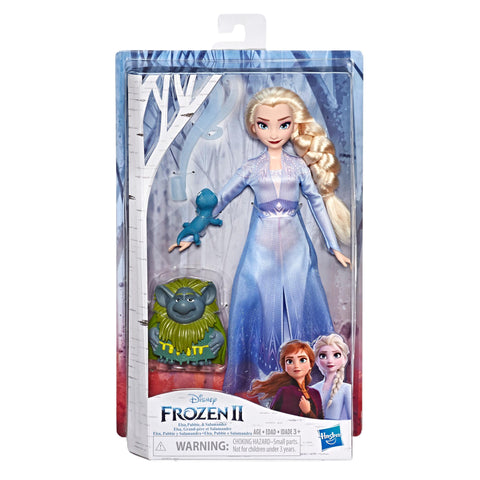 Disney Frozen Elsa Fashion Doll In Travel Outfit Inspired