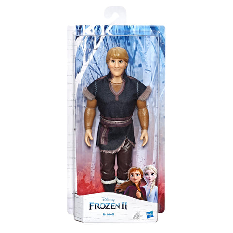 Disney Frozen Kristoff Fashion Doll With Brown Outfit