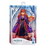 Disney Frozen Singing Anna Fashion Doll