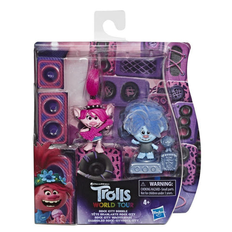 DreamWorks Trolls World Tour Rock City Bobble
