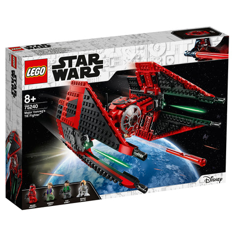 LEGO® Star Wars Major Vonreg's TIE Fighter™