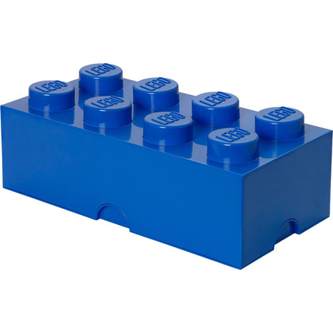LEGO® 8-stud Blue Storage Brick