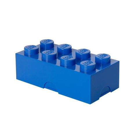 LEGO® 8-stud Lunch Box in Blue