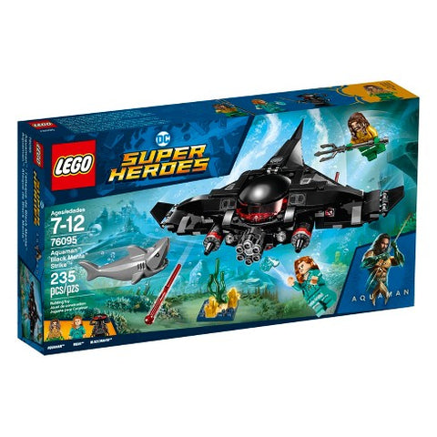LEGO® DC Comics Super Heroes Aquaman™: Black Manta™ Strike