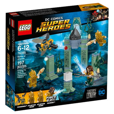LEGO® DC Comics Super Heroes Battle of Atlantis