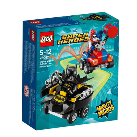 LEGO® DC Comics Super Heroes Mighty Micros Batman vs. Harley Quinn