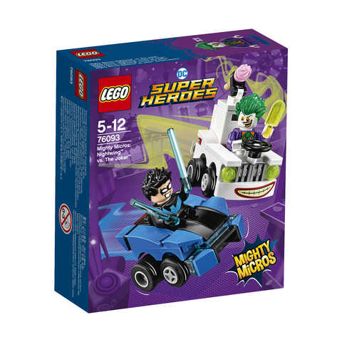 LEGO® DC Comics Super Heroes Mighty Micros Nightwing™ vs. The Joker™