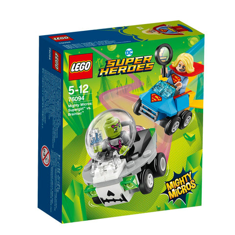 LEGO® DC Comics Super Heroes Mighty Micros Supergirl™ vs. Brainiac™