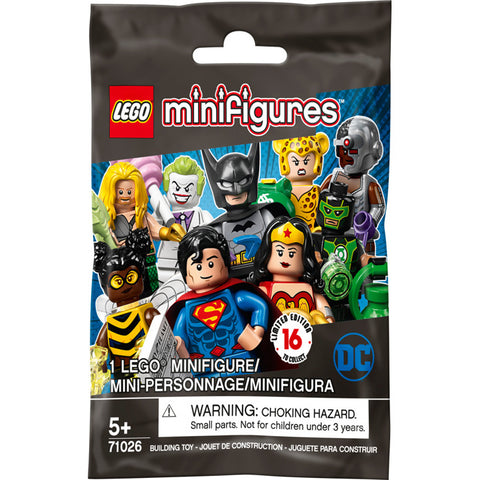 LEGO DC Super Heroes Series Minifigure