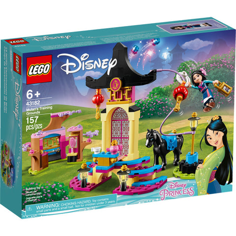 LEGO® DISNEY™ Mulan's Training Grounds