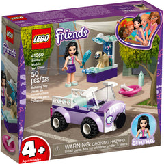 LEGO® Friends Emma's Mobile Vet Clinic