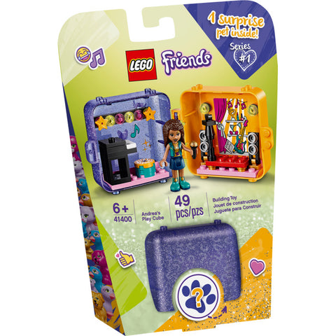 LEGO® Friends Andrea's Play Cube