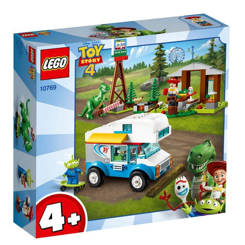LEGO® JUNIORS Toy Story 4 RV Vacation
