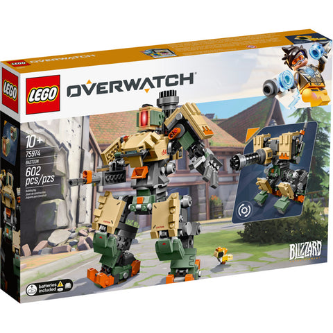 LEGO® Overwatch Bastion